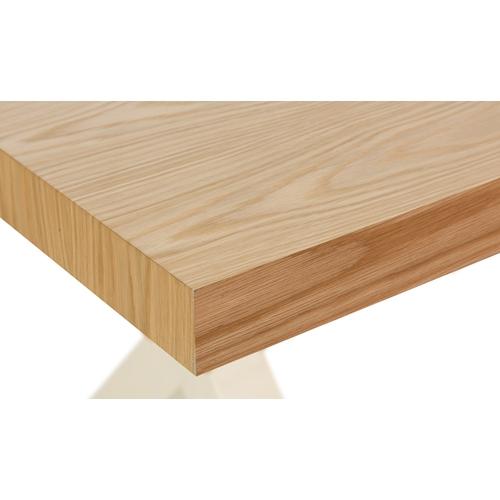 שולחן קפה לסלון בעיצוב כפרי סאקס בשילוב עץ ביתלי