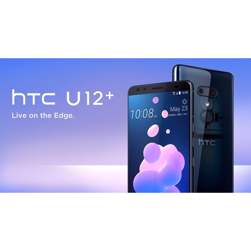 סמארטפון הדגל +HTC U12