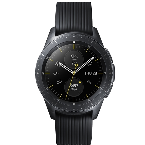 "שעון חכם מעוצב חדשני Galaxy Watch ""42 צבע זהב"