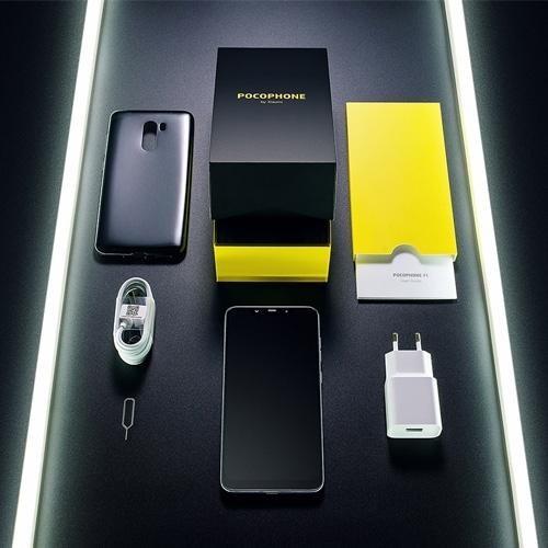 סמארטפון Pocophone 128GB שנתיים אחריות יבואן רשמי