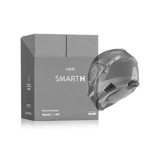 מערכת תקשורת חדשה מיועדת לקסדה scala rider SMARTH