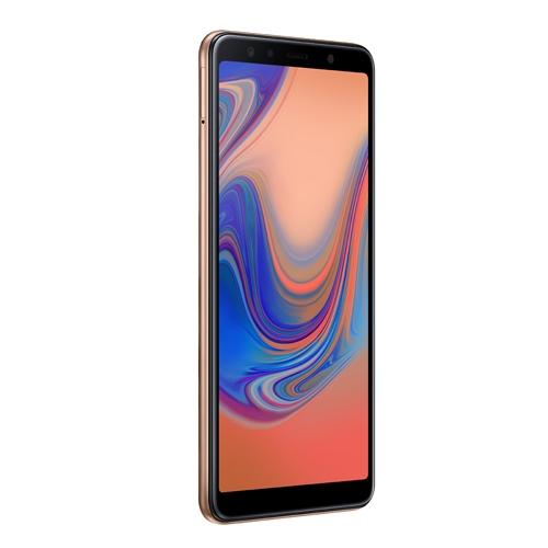 סמארטפון SAMSUNG Galaxy A7 2018
