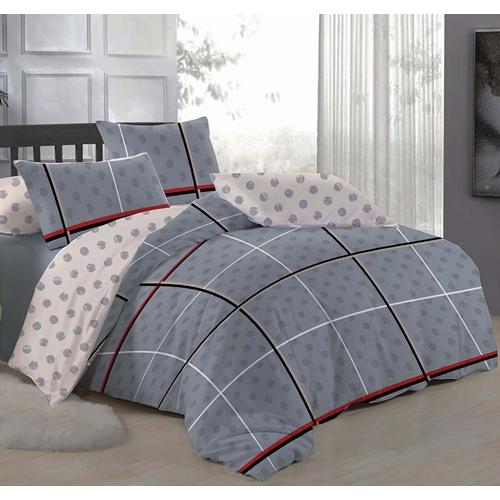 מצעי פלנל מיטה זוגית חמים רכים ומפנקים לעונות קרות