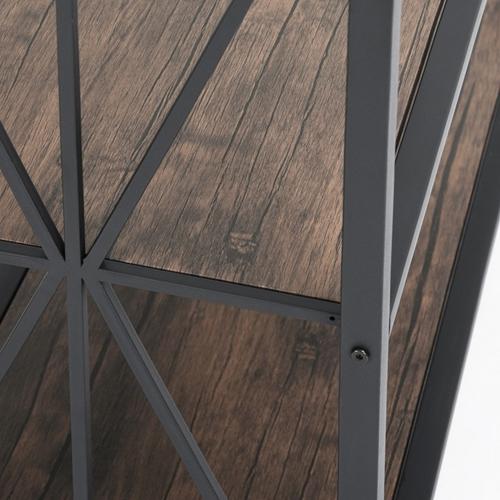 שידה קלאסית מעוצבת תלת מדפית אנאבל מבית HOMAX