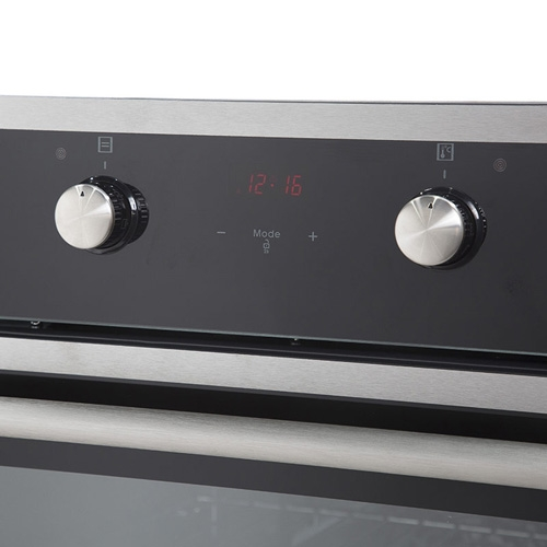 תנור בנוי בעיצוב נירוסטה טורבו אקטיבי FUJICOM