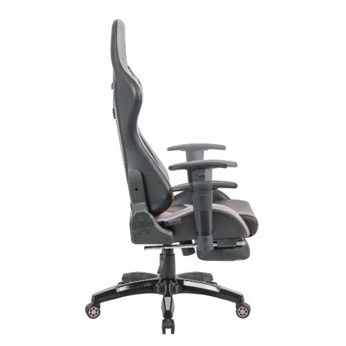 כיסא גיימרים ארגונומי יוקרתי לבית או למשרד HOMAX