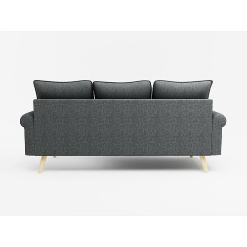 ספה תלת מושבית בעיצוב רטרו מדהים מבית Bradex