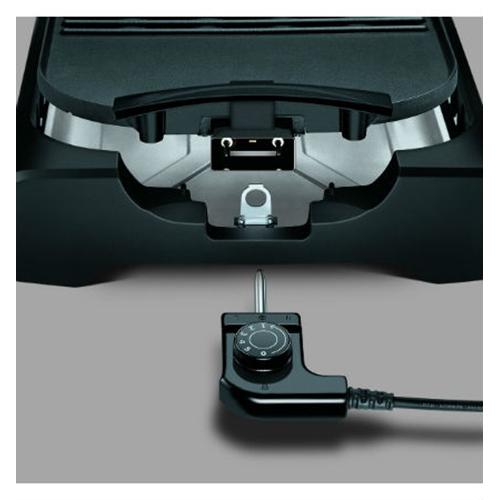 פלטת צלייה בריאותית 2200W דו צדדית TG629