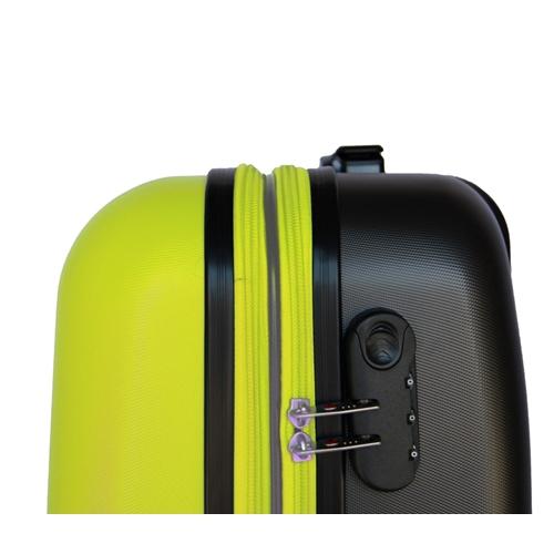 זוג מזוודות טרולי עלייה למטוס 20 אינטש SWISS