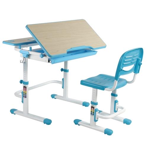 שולחן עבודה וכיסא ארגונומיים לילדים דגם C420