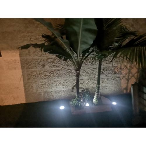 תאורת לד סולארית לגינה Bpatent