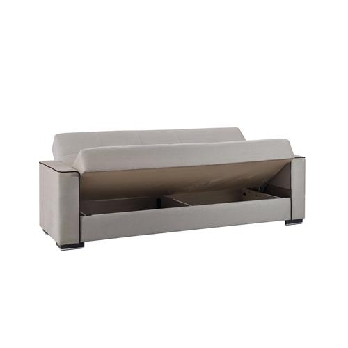 ספה תלת מושבית נפתחת למיטה ברוחב וחצי דגם אסתר