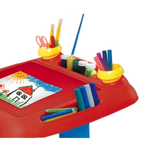שולחן ילדים שלי- Sit & Draw כתר