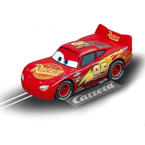 מסלול מכוניות מרוצים 2.4 מטר עם דמויות מהסרט CARS3