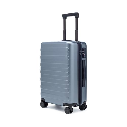 """מזוודה 20"""" דגם NINETYGO שיאומי בצבע כחול בהיר"""