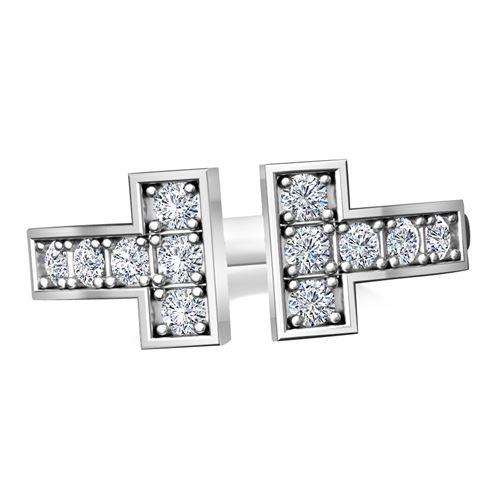 טבעת יהלומים לאישה\נערה