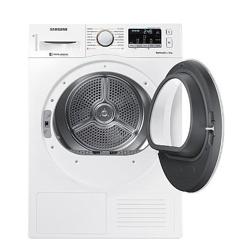 """מייבש כביסה 8 ק""""ג Heat-Pump תוצרת SAMSUNG"""