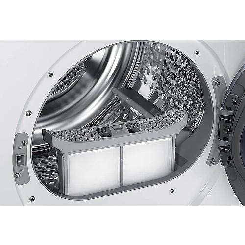 """מייבש כביסה 9 ק""""ג Heat-Pump תוצרת SAMSUNG"""