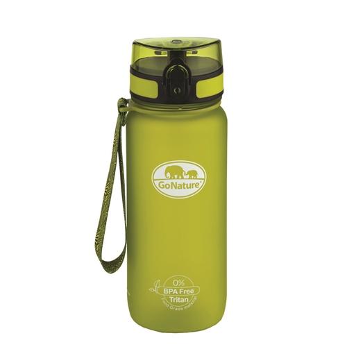בקבוק ספורט אקולוגי בעל עיצוב ארגונומי GoNature
