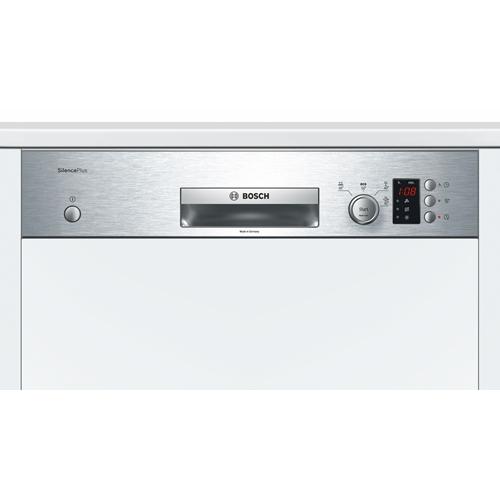 מדיח כלים חצי אינטגרלי רחב Bosch דגם SMI25CS00Y