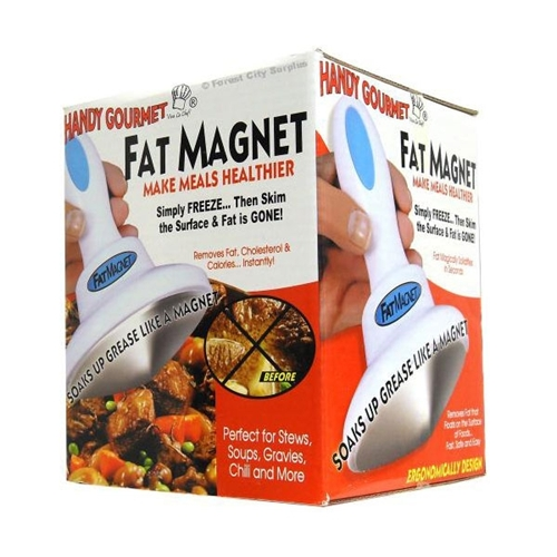 """מגנט השומן""  FAT MAGNET"