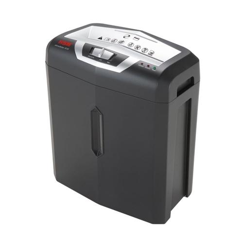 מגרסת נייר אישית HSM shredstar S10 בנפח 16 ליטר