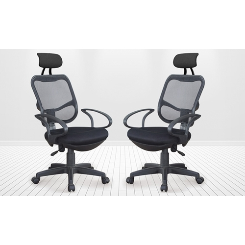 כיסא מנהלים אורתופדי המקנה תמיכה לכל הגוף לישיבה