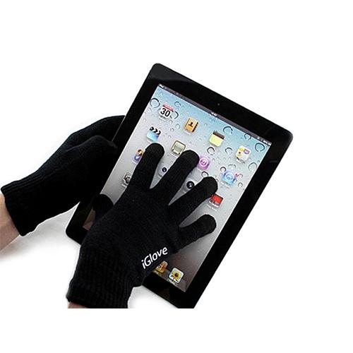 IGlove כפפות הקסם לתפעול כל סוגי מסכי המגע