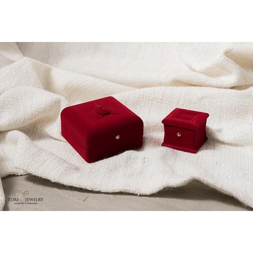 טבעת זהב טהור 14K מדגם Cyrus