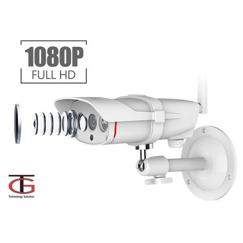 מצלמת אבטחה FULL HD 1080P IP