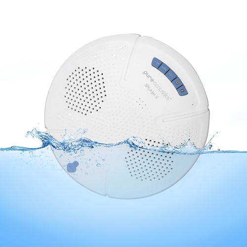 רמקול נייד ענק צף לבריכה ולים מוגן מים SPLASH X