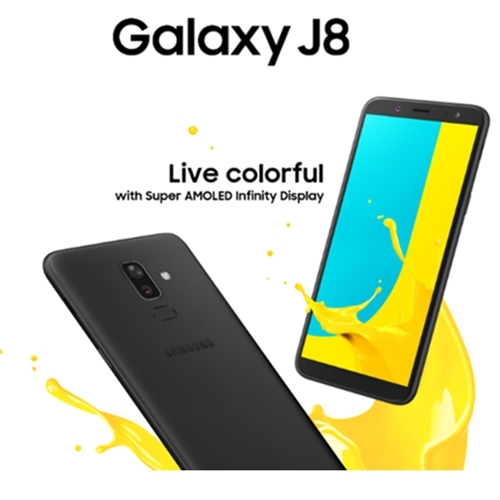 סמארטפון Samsung Galaxy J8 64GB