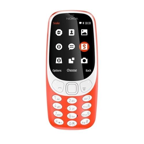 טלפון נייד לחובבי המכשיר הקלאסי Nokia 3310 3G
