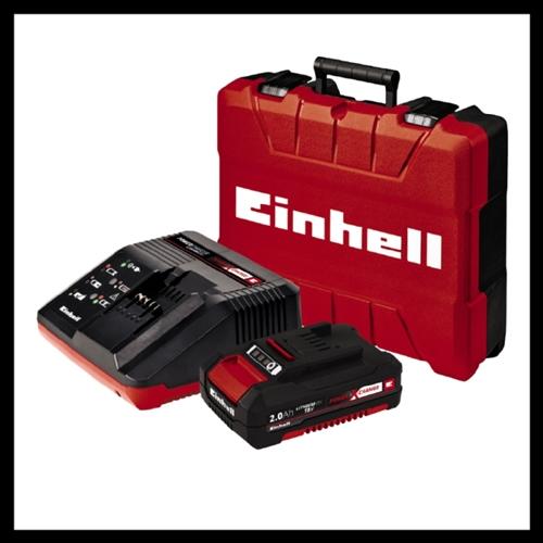 מברגת אימפקט נטענת V18 מקצועית וקלה לשימוש Einhell