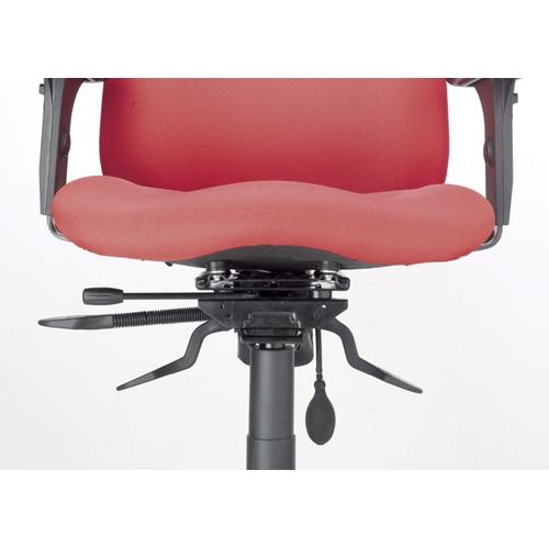 """כיסא אורטופדי בעל מושב אנטומי ד""""ר גב"""