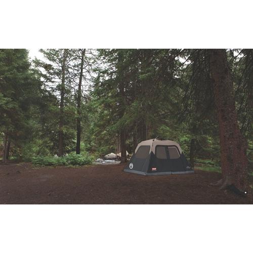 אוהל בן רגע ל-6 אנשים מבית Coleman