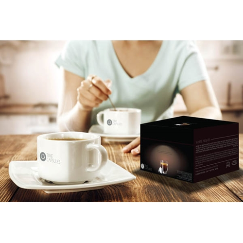מארז 300 קפסולות קפה Time capsule תואמות Nespresso