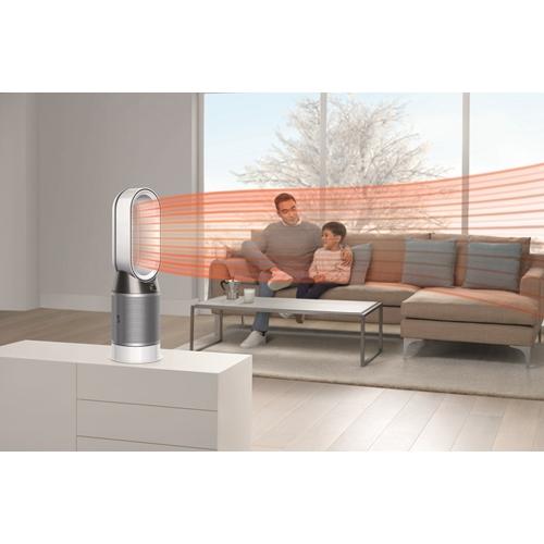 מסנן אוויר חם וקר מבית Dyson עם חיבור לאפליקציה
