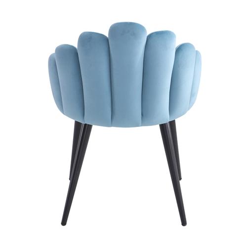 זוג כיסאות צדפה מעוצבים מבית HOME DECOR דגם דייזי