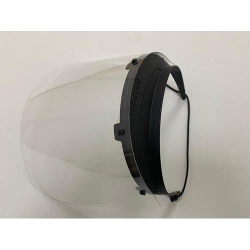 סט 8 מגני פנים שקופים בטיחותי מנוזלים ורוק KETER