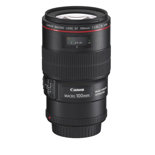 Canon EF 100mm f/2.8L Macro IS USM עדשה