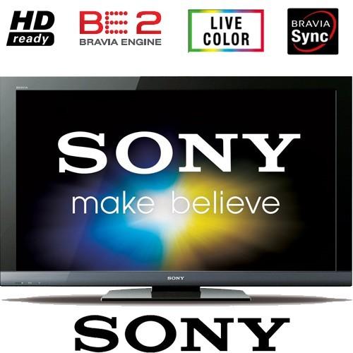 """טלויזיה """"32 LCD+USB דגם: SONY KDL-32EX302"""