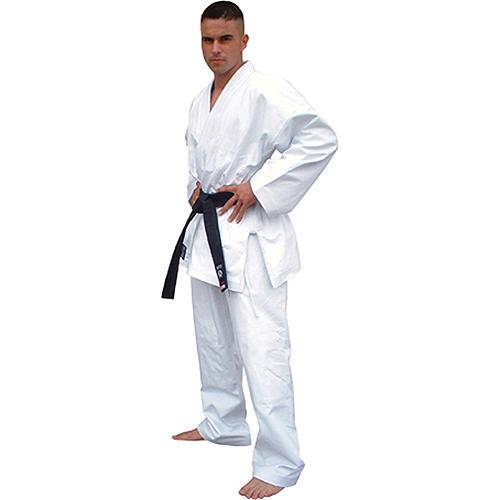 חליפת קראטה איכותית במידות שונות דגם:הובי