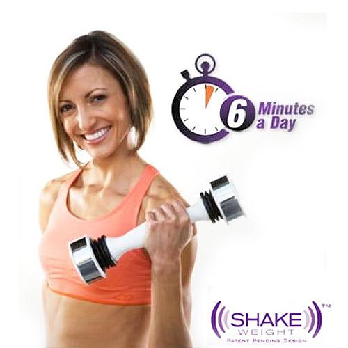 משקולת כושר רוטטת shake weight