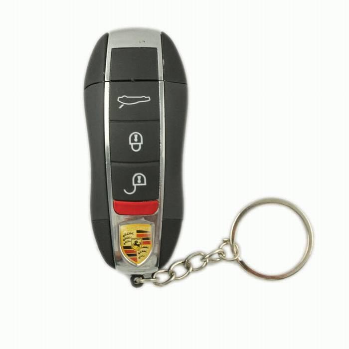 מצית אקולוגית חיבור USB בעיצוב שלט רכב