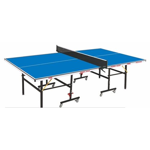 שולחן טניס איכותי לשימוש פנים YORK דגם: 300F