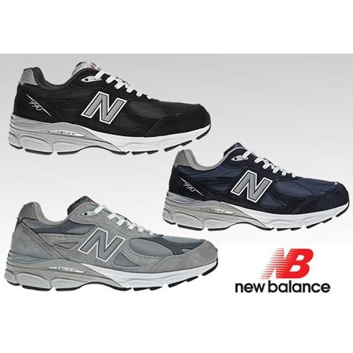נעלי ריצה/הליכה new balance דגם: 990
