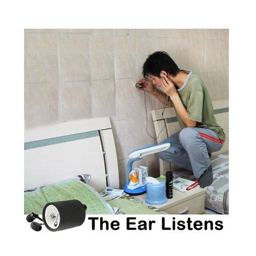 מכשיר האזנה דרך קירות- פשוט וקל לשימוש
