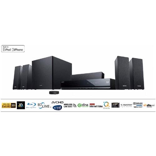 מערכת קולנוע ביתי בלו ריי SONY דגם:BDV-E280 תצוגה