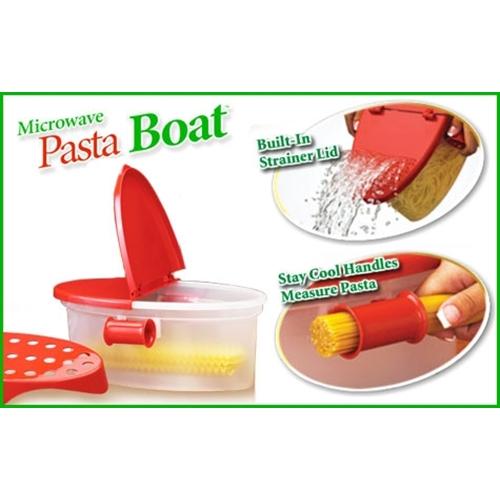 כלי להכנת פסטה במיקרוגל- PASTA BOAT